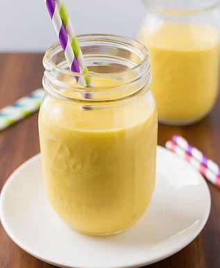 Banana & Mango Smoothie