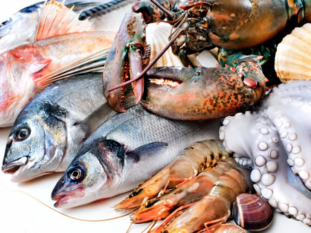 Which seafood is safe to eat?
