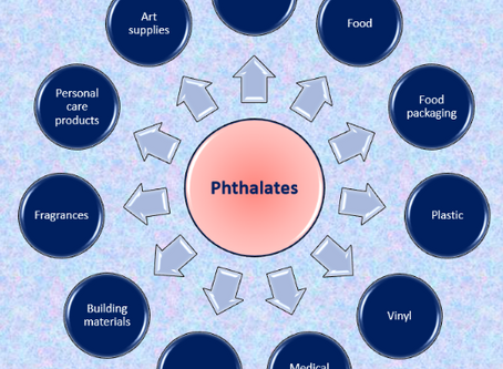 Phthalates - what are they?