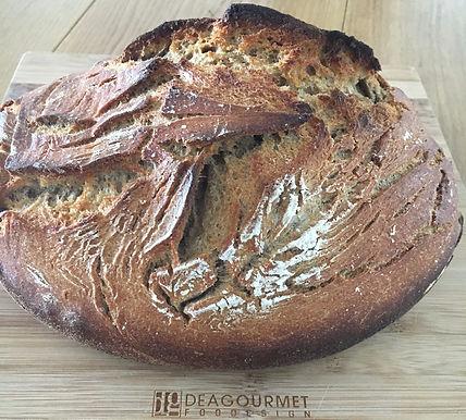 Austrian-style Sourdough Bread