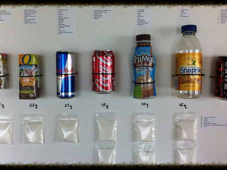 Sugar - not so sweet