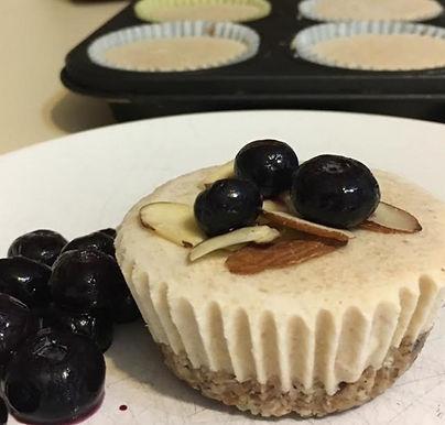 Mini nutcakes