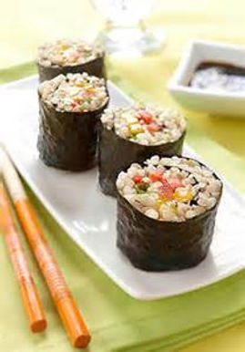 Brown Rice Maki