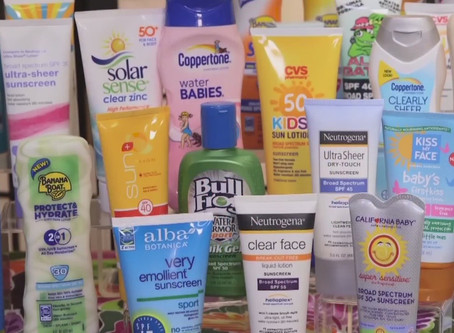 Best & worst sunscreens