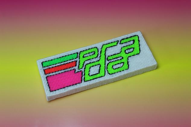 prada FW18 / embroidery