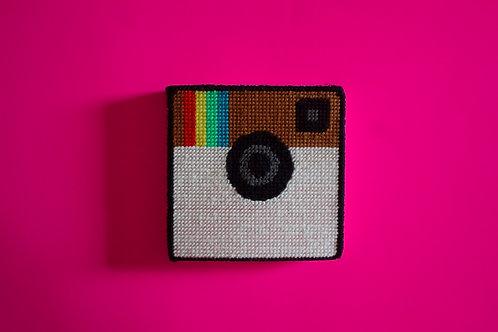 instagram camera shelfie