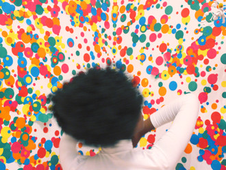Exhibition: The Obliteration Room