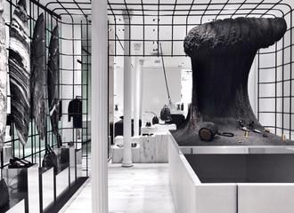 Retail Set Design: Alexander Wang
