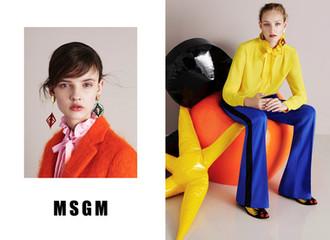 Contemporary Design: MSGM