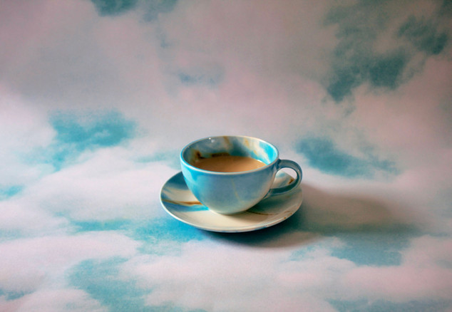 milk cloud latte