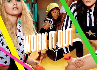Packaging: MAC - 'Work It Out' ft. Jeremy Scott