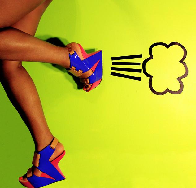 kinetic / heels