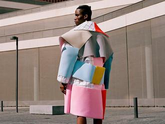 Fashion Design: Edward Cuming