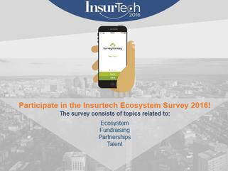 InsurTech Ecosystem Survey 2016!