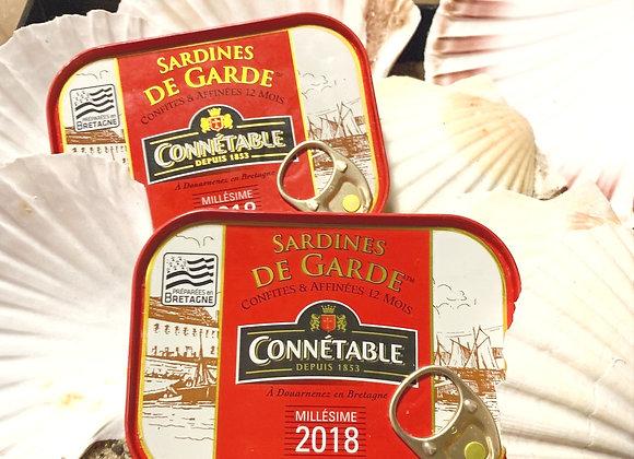Connétable - Sardines de Garde 2018