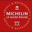 Logo michelin - le guide rouge