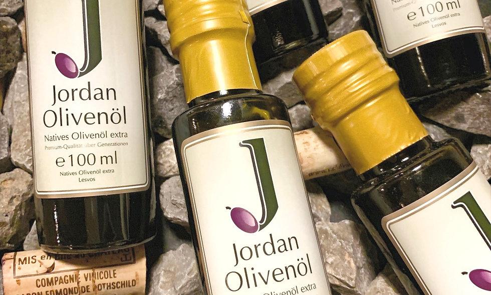Jordan Olivenöl - Flasche 0,1l