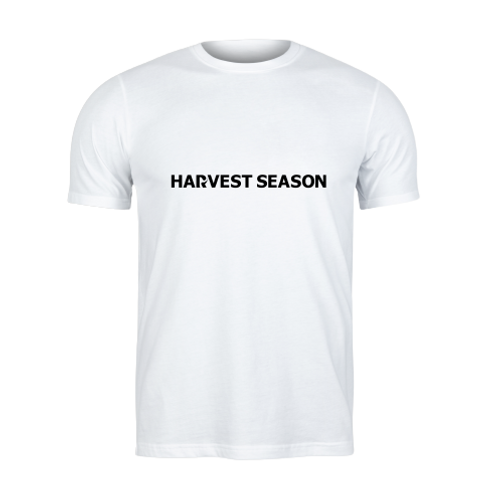 HARVEST SEASON White T-Shirt