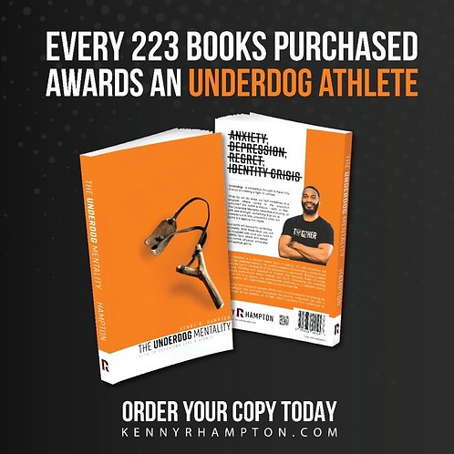 The Underdog Mentality Book
