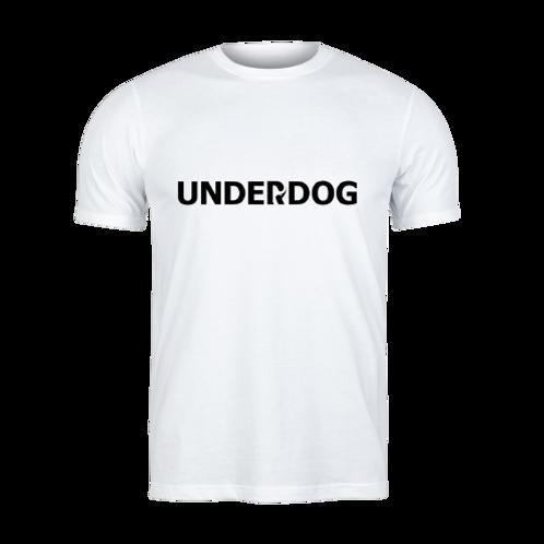 UNDERDOG White T-Shirt