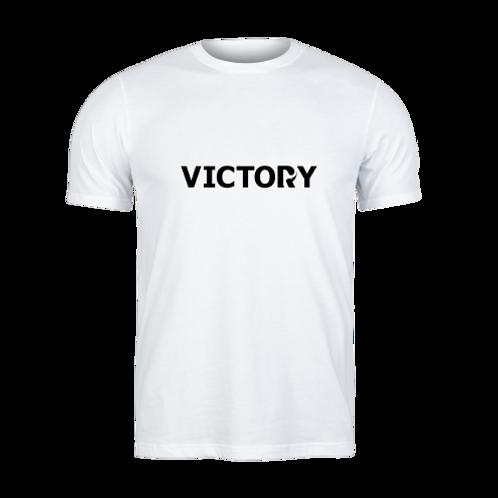 VICTORY White T-Shirt