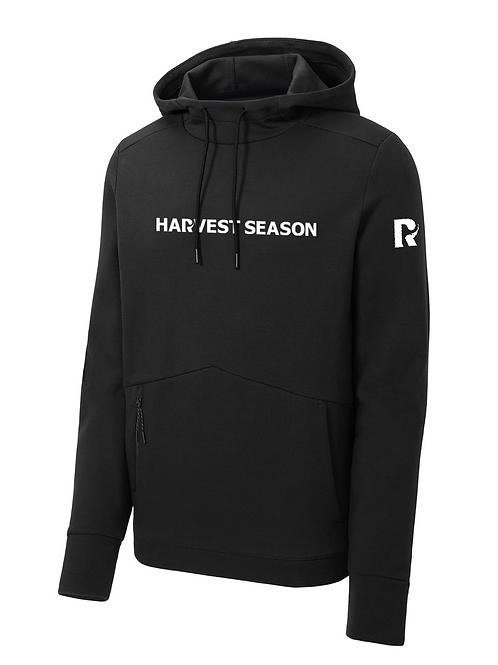 Premium HARVEST SEASON Black Hoodie
