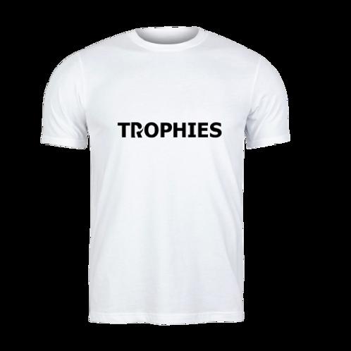 TROPHIES White T-Shirt
