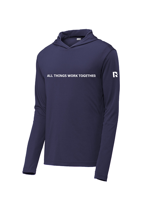 ALL THINGS WORK TOGETHER Long Sleeve Dri-Ft
