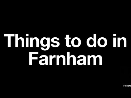 Things to do in Farnham