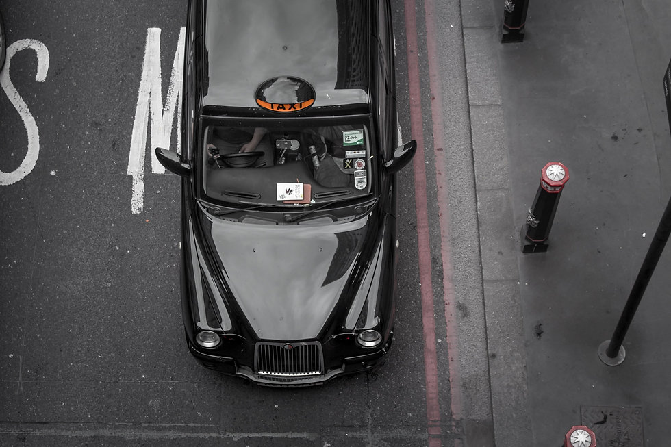Farnham Taxi Cab