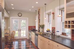 historic home custom kitchen