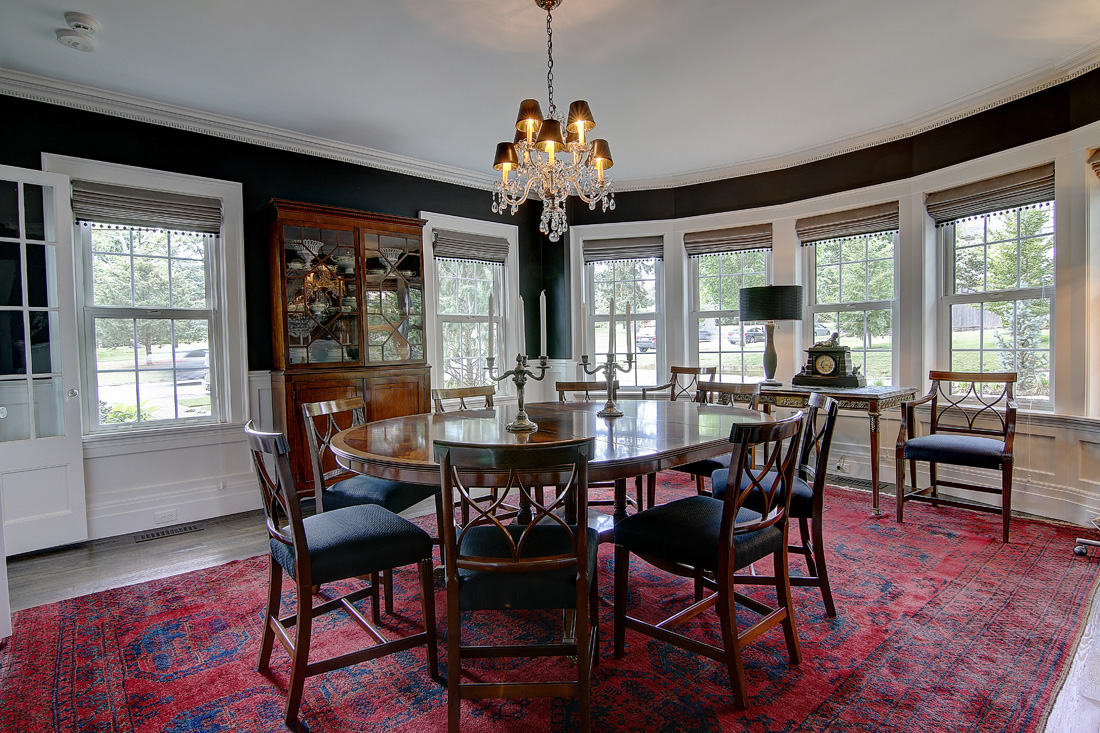 providence residence - dining room