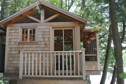 rhode island waterfront cabin