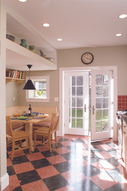 historic home french doors
