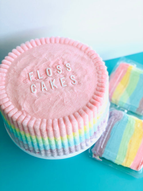 Floss Cakes