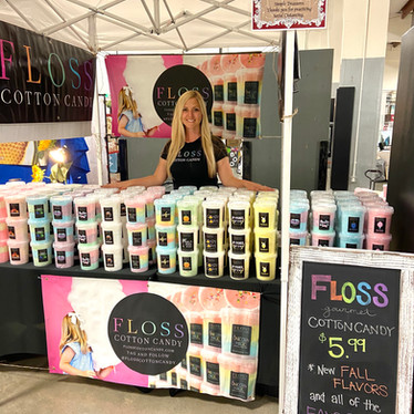 Our Floss booths have gotten quite the makeover over the past year!