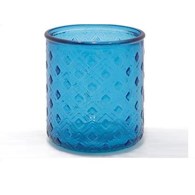 "Recycled Glass Tumbler | 350ml Embossed | ""Nihon"" Set"