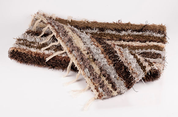 Recycled Cotton Rug | 140cm x 200cm | Soft, Machine Washable