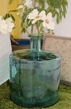 "Recycled Glass Vase  |  26cm ""Frances"""