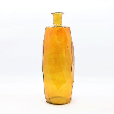 "Recycled Glass Vase  |  75cm ""Origami"" Vase"