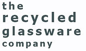 the recycled glassware company logo
