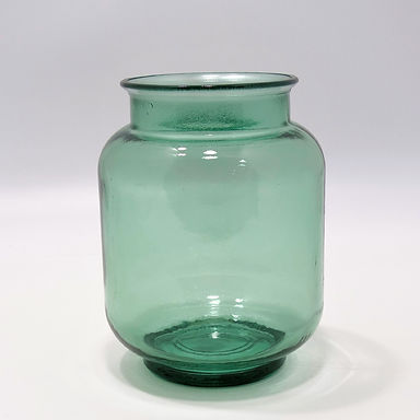 Recycled Glass Hurricane  |  Jar  |  Lantern