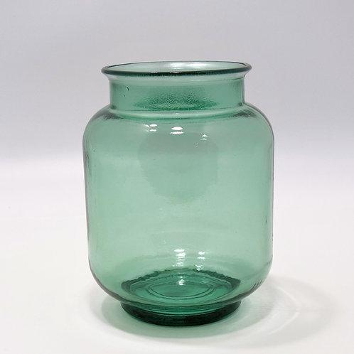 recycled glass hurricane