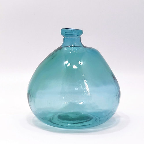 Recycled glass 23cm Simplicity Vase