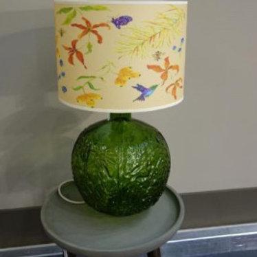50cm Jungla Glass Lamp