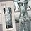 "Thumbnail: Recycled Glass Carafe  |  800ml ""Vino""  |  Gift Boxed"