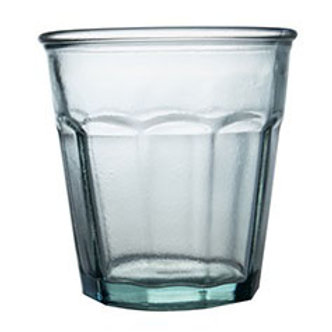 Recycled glass 220ml classic tumbler
