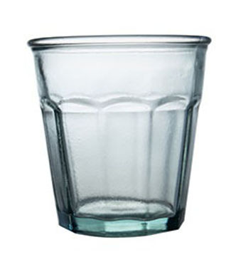 "Recycled Glass Tumbler | 220ml Clear | ""Classic"" Set"