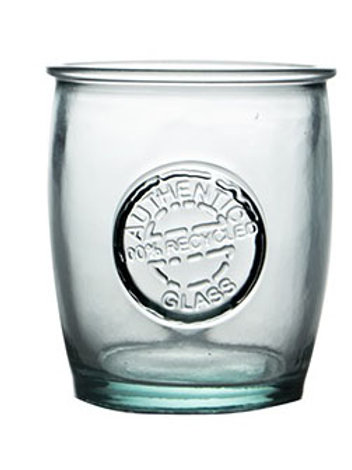 recycled glass authentic tumbler