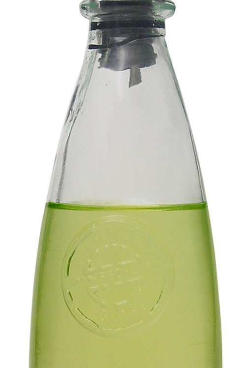 "Recycled Glass Oil Bottle |  300ml ""Authentic""  
